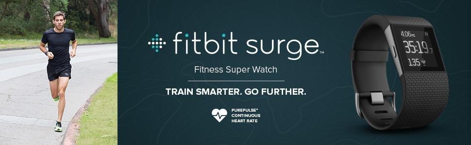 Fitbit-Surge Bracelet-Fitness-gps-cycling-tracker-Super-watch - Chez Gift.Ma Boutique des cadeaux aux meilleurs prix en ligne au Maroc