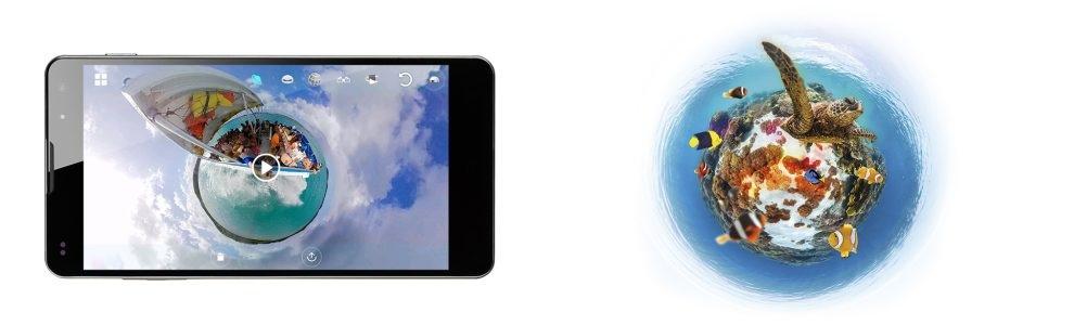 GoXtreme Full Dome 360 - GoXtreme Action Cams Boutique des cadeaux au maroc