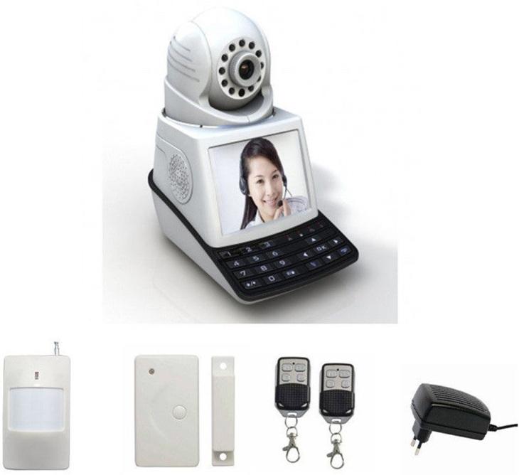 Chez Gift.Ma Boutique des cadeaux aux meilleurs prix en ligne au Maroc Mini caméra Anti-vandalisme de maison H-PT30 - Caméra Maison Réseau de Téléphone Portable