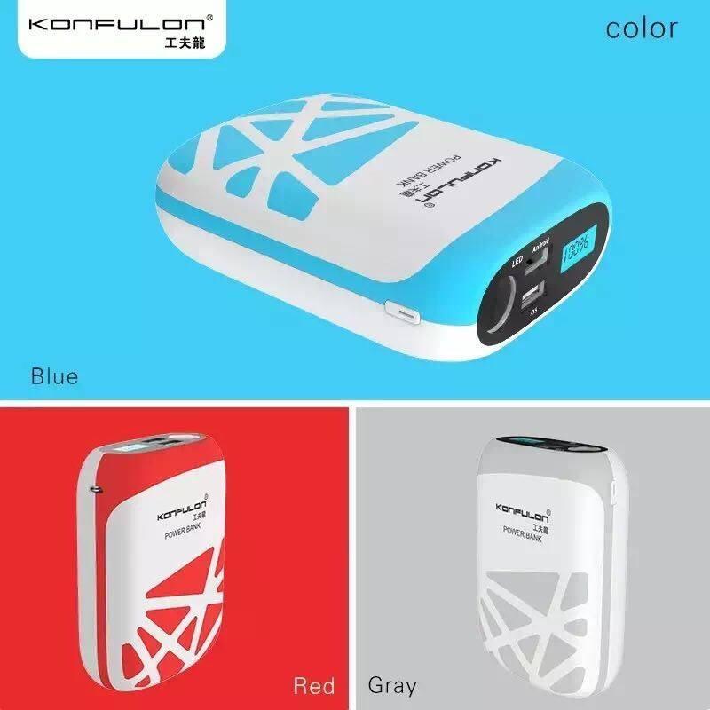 POWER BANK NESTII 15000 MAH - DUAL USB Chez Gift.Ma Boutique des cadeaux aux meilleurs prix en ligne au Maroc
