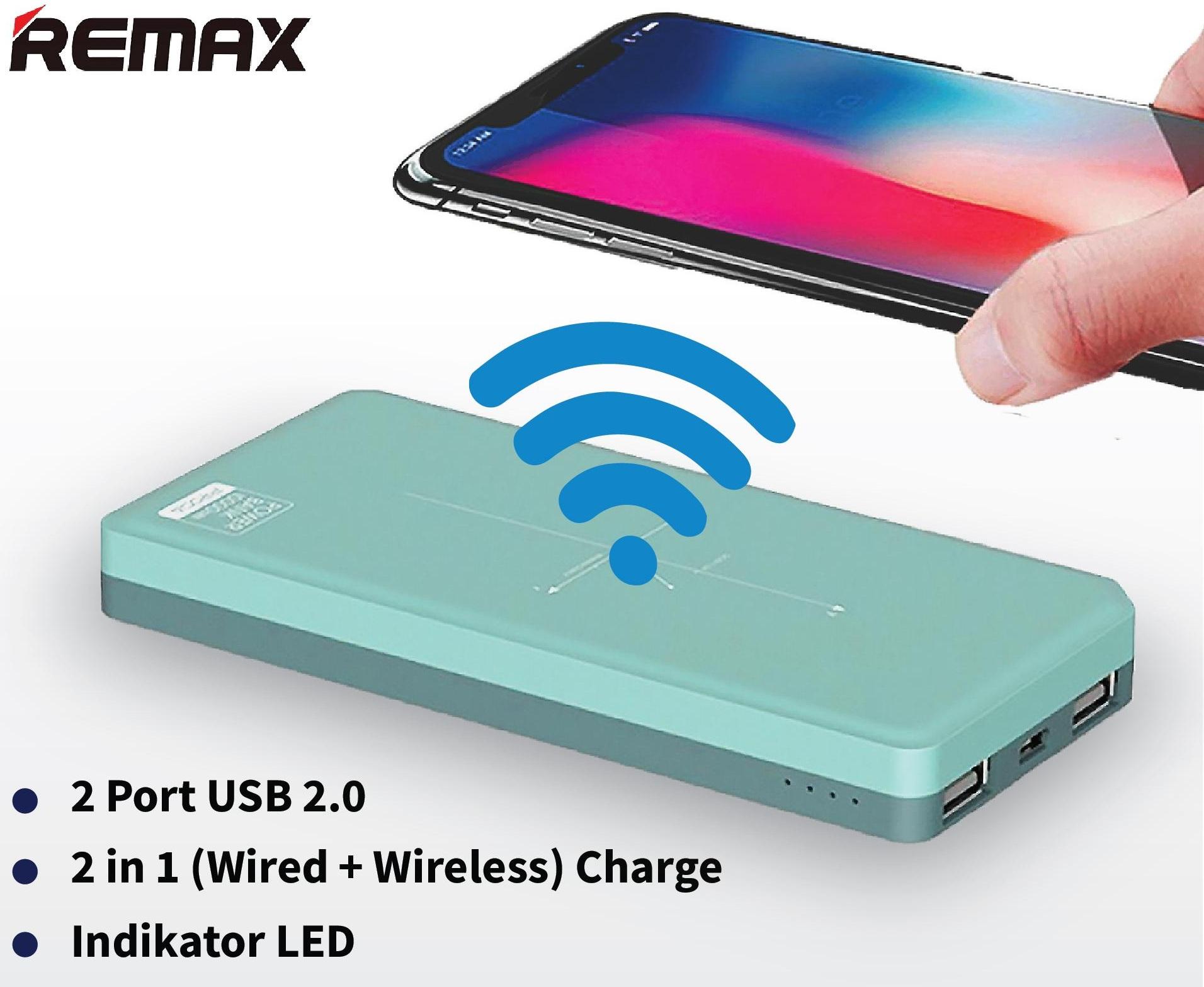 Powerbank - Sans Fil 10000mAh - Remax - PPP-33