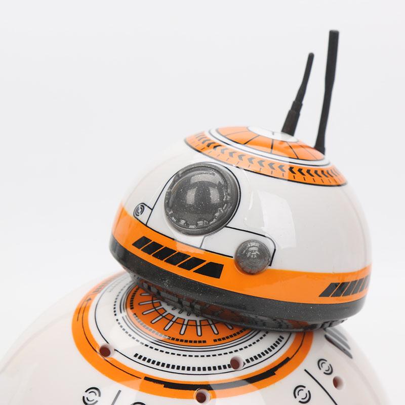 Robot Star Wars avec Télécommande - Santa Says RC BB-8 Robot Star Wars 2.4G remote control Chez Gift.Ma Boutique des cadeaux en ligne au Maroc