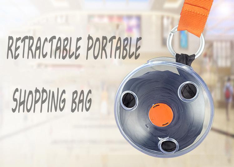 Shopping Bag To roll Up en ligne au Maroc Chez Gift.Ma - Chez Gift.Ma Boutique des cadeaux aux meilleurs prix en ligne au Maroc  (2)