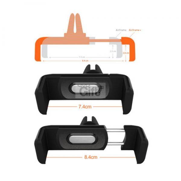 Support Mobile de Ventilation de Voiture  Accessoire Pour Une Conduite Responsable et Sécurisée !!