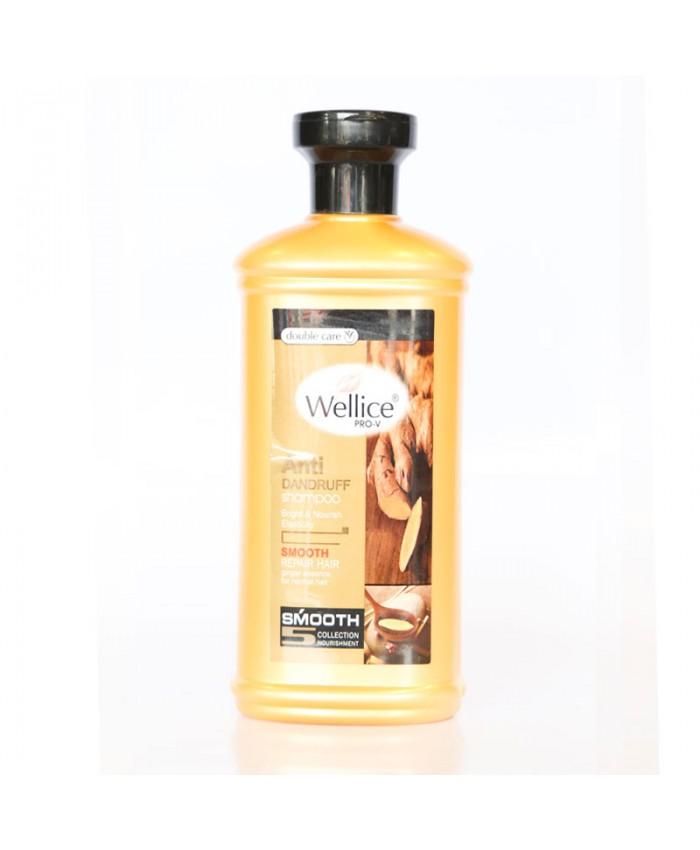 Chez Gift.Ma Boutique des cadeaux aux meilleurs prix en ligne au Maroc Wellice Pro-V Ginger Anti-Dandruff Shampoo