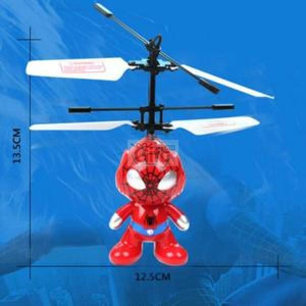 Flying Spaceman spiderman cadeaux et jouet volante