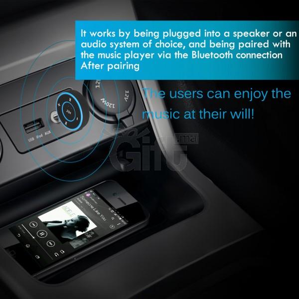 récepteur Bluetooth pour voiture