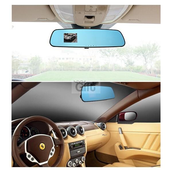 camera-voiture-retroviseur-dashboard dashcam Accessoires Voiture
