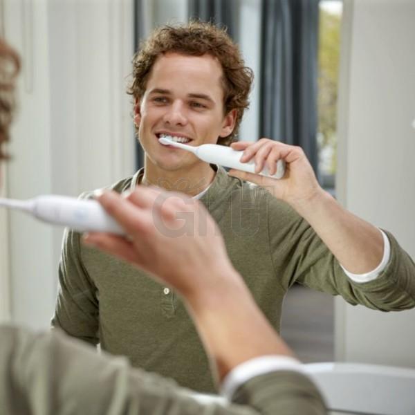 Brosse À dents Électrique Philips Hx3212/03 gift.ma_philips_sonicare_s_rie_1_cleancare_brosse_dents_lectrique