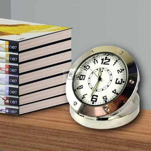 Horloge table Caméra HD D'Espion Un outil parfait pour surveiller une pièce de la maison ou bureau