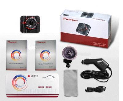 Pionnier ND DVR 130 D'origine Marque HD 1080 p Dash Cam Utilisateur Manuel