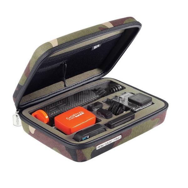 Boitier Caméra GoPro P.O.V. Case Large SP , Chez Gift.Ma Boutique des cadeaux aux meilleurs prix en ligne au Maroc