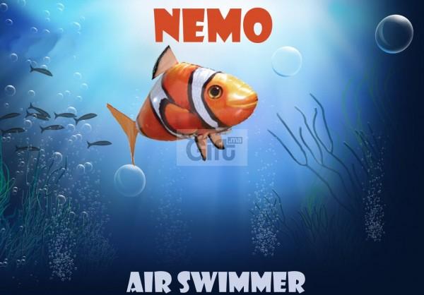 Air Swimmers - Clownfish Télécommandé jeux et jouets pas chers JOUET VOLANTE